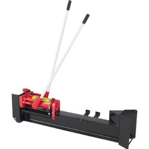 Wel-Bilt Horizontal Manual Log Splitter (10-Ton)