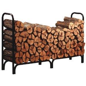 Panacea Deluxe 8ft Firewood Rack