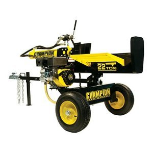 Champion Power Equipment Gas Log Splitter