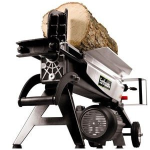 Earthquake Electric Log Splitter (5-Ton)