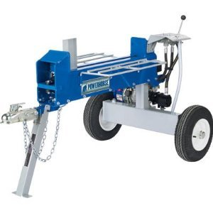 Powerhorse Horizontal Dual Split Gas Log Splitter (20-Ton)