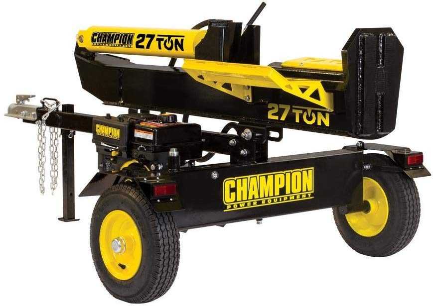 Champion Power Equipment 27 Ton 224cc Log Splitter