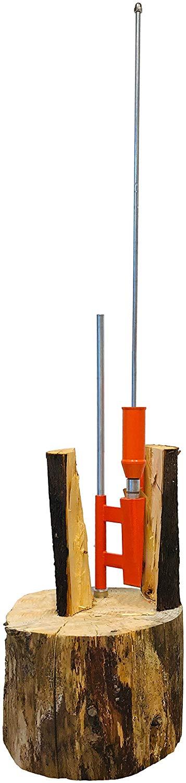 SPEED FORCE Manual Log Splitter Firewood Splitter