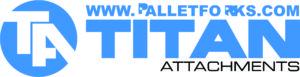 Titan Log Splitters Logo