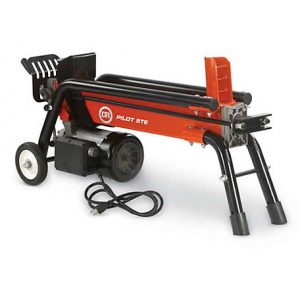 DR Power Equipment 5 Ton Electric Log Splitter