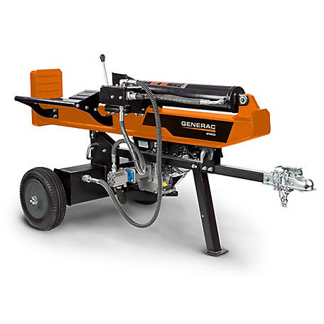 Generac PRO 34 Ton Gas Log Splitter
