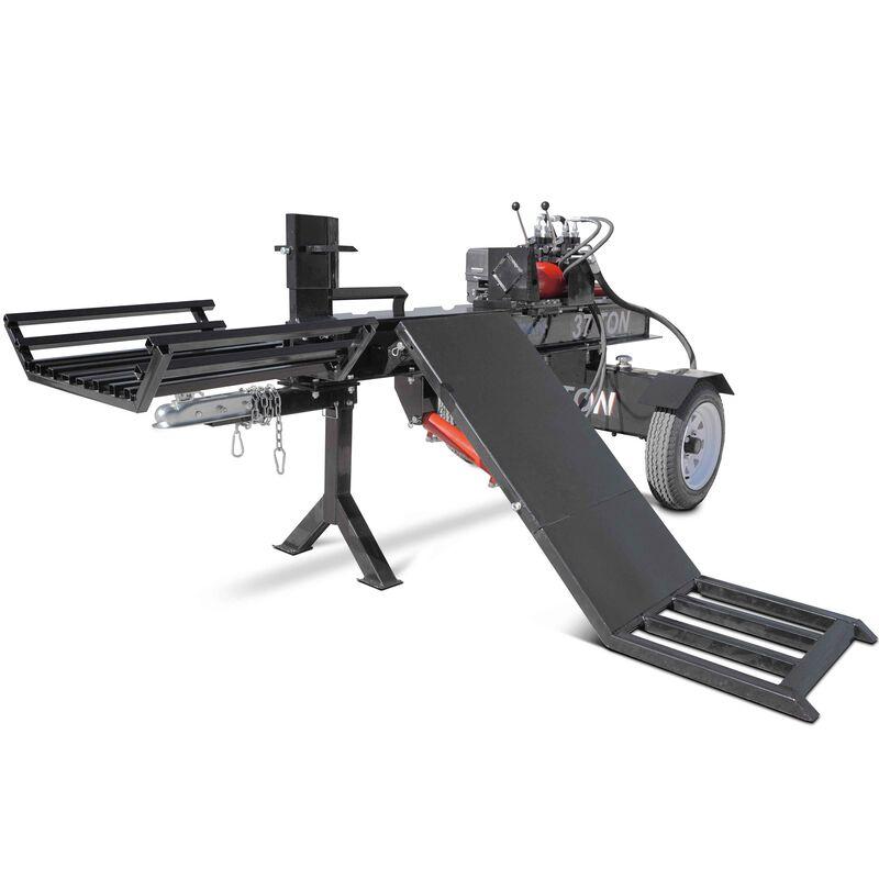 Titan 37 Ton Horizontal Gas Log Splitter
