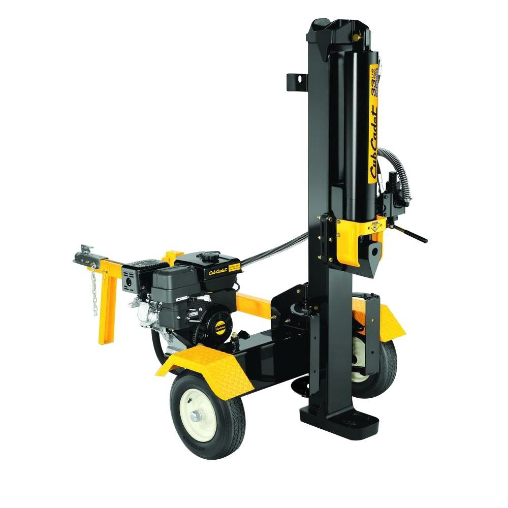 Cub Cadet 33 ton log splitter