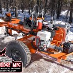Wolfe Ridge MFG High Output Commercial Log Splitter