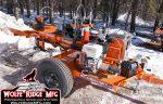Wolfe Ridge MFG High Output Commercial Log Splitter