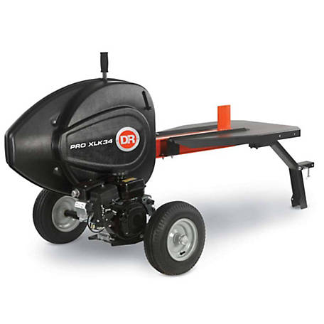 DR Power Equipment Pro-XL K34 RapidFire Gas-Powered Kinetic Log Splitter