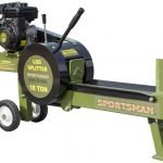 Sportsman 10 Ton Horizontal Gas Log Splitter