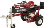 NorthStar Gas 24 Ton Horizontal/Vertical Log Splitter