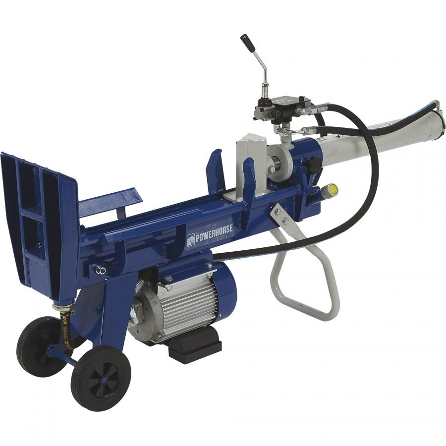 Powerhorse Electric 8 Ton Horizontal/Vertical Log Splitter