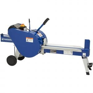 Powerhorse Kinetic 7 Ton Horizontal Log Splitter